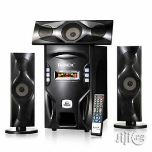 Djack 3.1 X-Bass Bluetooth Home Theatre System DJ-F3L   Audio & Music Equipment for sale in Lagos State, Ikeja