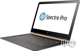 New Laptop HP Spectre 13 8GB Intel Core i7 SSD 500GB