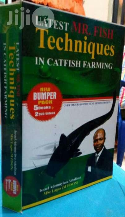 Mr Fish Bumper Pack | Books & Games for sale in Alimosho, Lagos State, Nigeria
