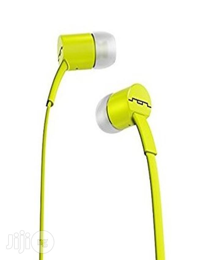 Sol Republic JAX In-Ear Headphones With 1-Button Mic And Music Control