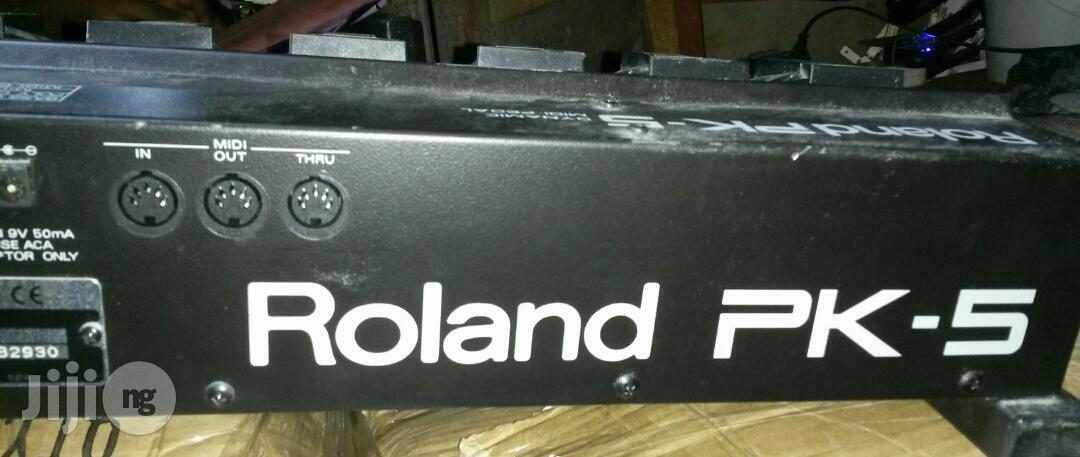 Roland Pk -5 Pedal | Musical Instruments & Gear for sale in Ojo, Lagos State, Nigeria