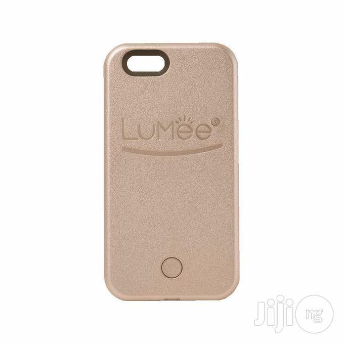 Lumee iPhone 6/6s Selfie Light Case - 2 Colors | Accessories for Mobile Phones & Tablets for sale in Benin City, Edo State, Nigeria