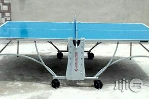 Outdoor Table Tennis Board American Fitness   Sports Equipment for sale in Rivers State, Port-Harcourt