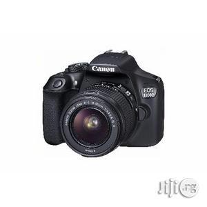 Eos 1300d 18-55 18 Mp Digital Slr Camera - Black   Photo & Video Cameras for sale in Lagos State