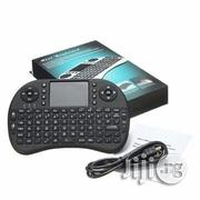 Mini Wireless 2.4ghz Air Mouse Keyboard - Black | Computer Accessories  for sale in Lagos State