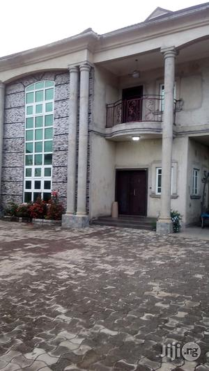 Tastefully 4 Bedroom Duplex Alone With BQ At Ada George PH | Houses & Apartments For Rent for sale in Rivers State, Port-Harcourt