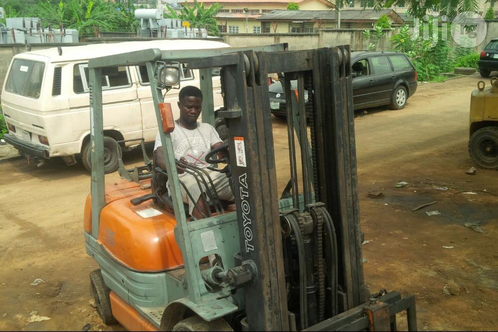 Forklift Operation Training For Beginners | Classes & Courses for sale in Alimosho, Lagos State, Nigeria