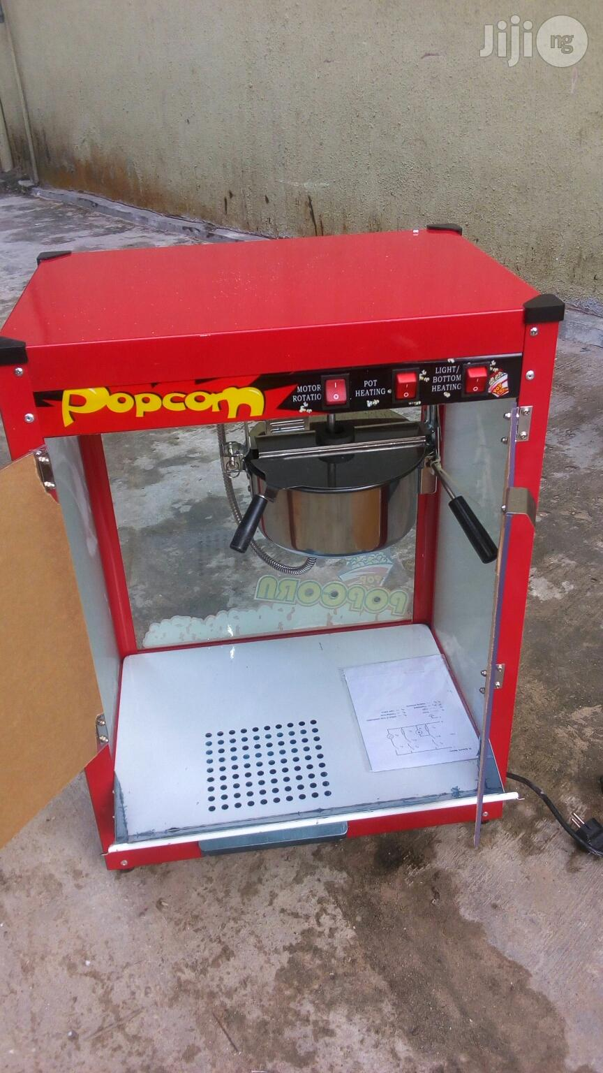 Popcorn Machine Without Cap in Ojo - Restaurant & Catering ...