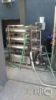 Water Treatment & Production Mechinery | Manufacturing Services for sale in Lagos State, Orile