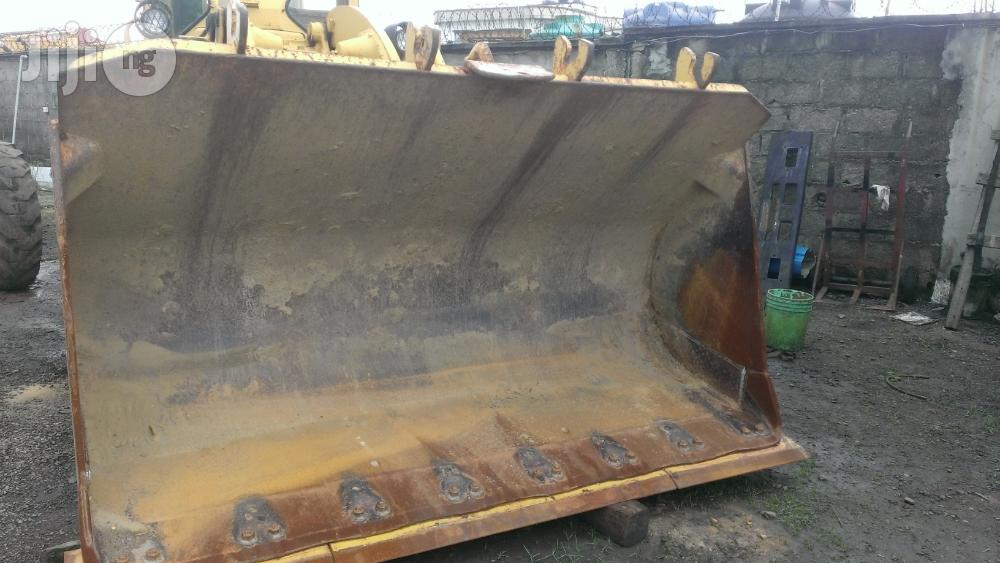 Payloader Caterpillar 966C 1996 | Heavy Equipment for sale in Apapa, Lagos State, Nigeria