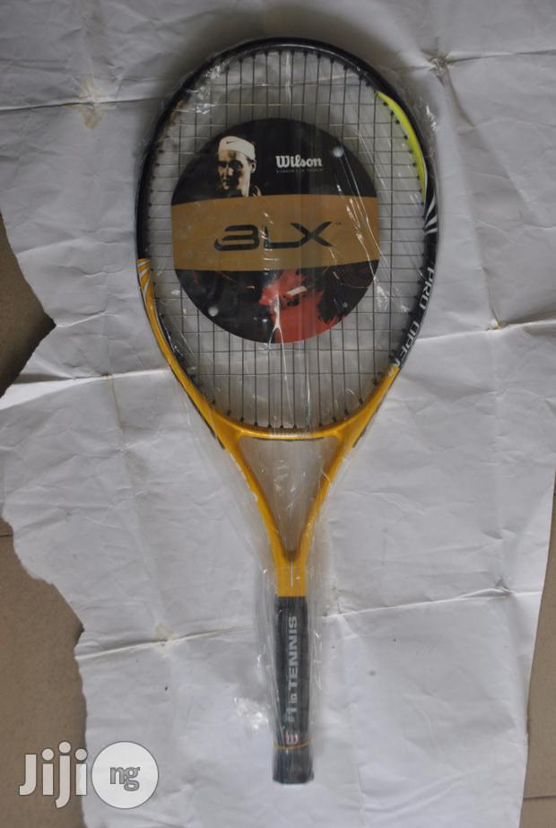 Archive: Wilson Lawn Tennis Racket