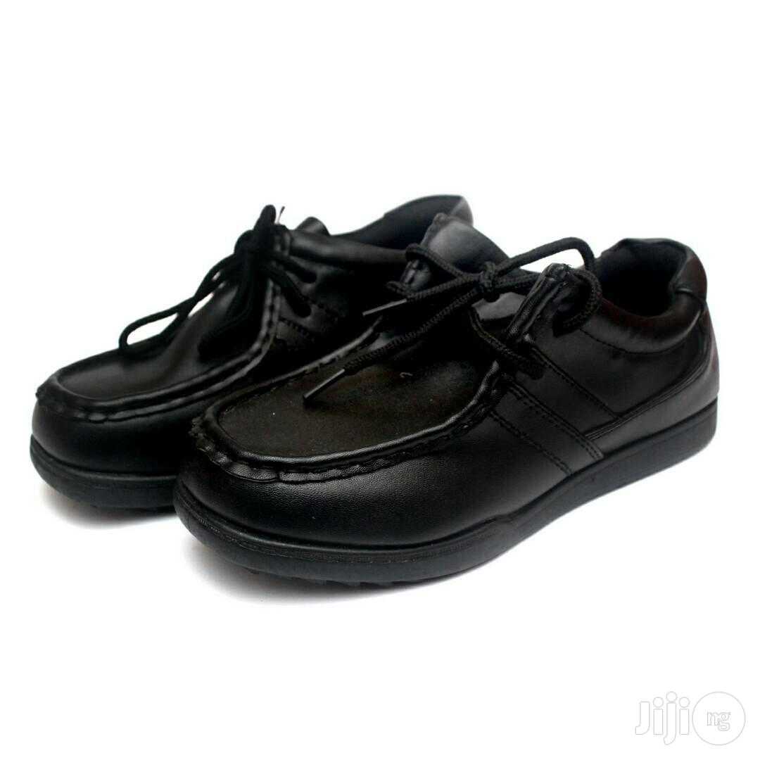 Black Shoe for Boys