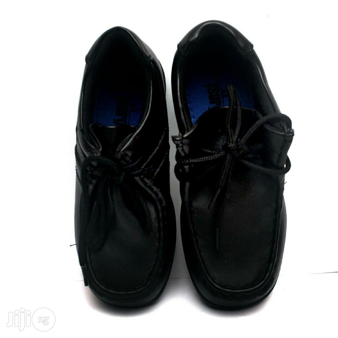 Black Shoe for Boys | Children's Shoes for sale in Lagos Island (Eko), Lagos State, Nigeria