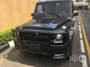 Mercedes-Benz G-Class 2013 Black | Cars for sale in Lagos State, Lekki