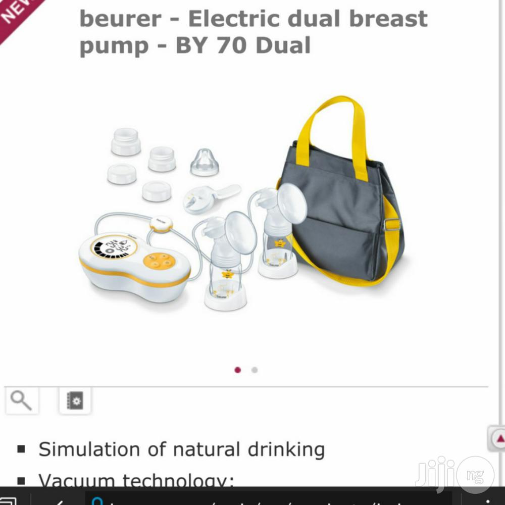 Beurer Electric Breast Pump/Extractor