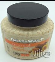 Fruit of Wokali Honey Whitening Scrub | Bath & Body for sale in Lagos State