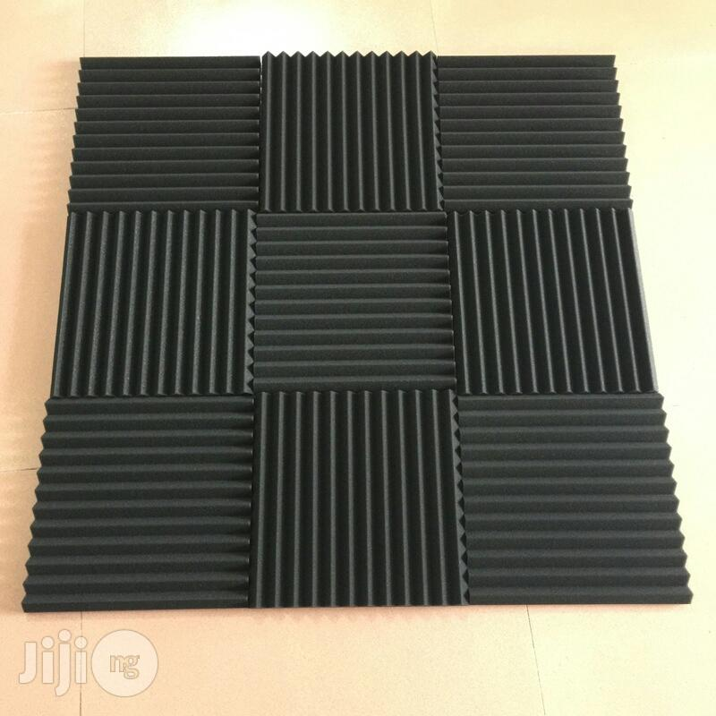 Acoustic Studio Foam, Studio Wall Pannel | Home Accessories for sale in Shomolu, Lagos State, Nigeria