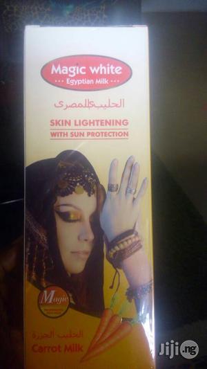 Magic White Egyptian Milk Lotion | Skin Care for sale in Lagos State, Ojo