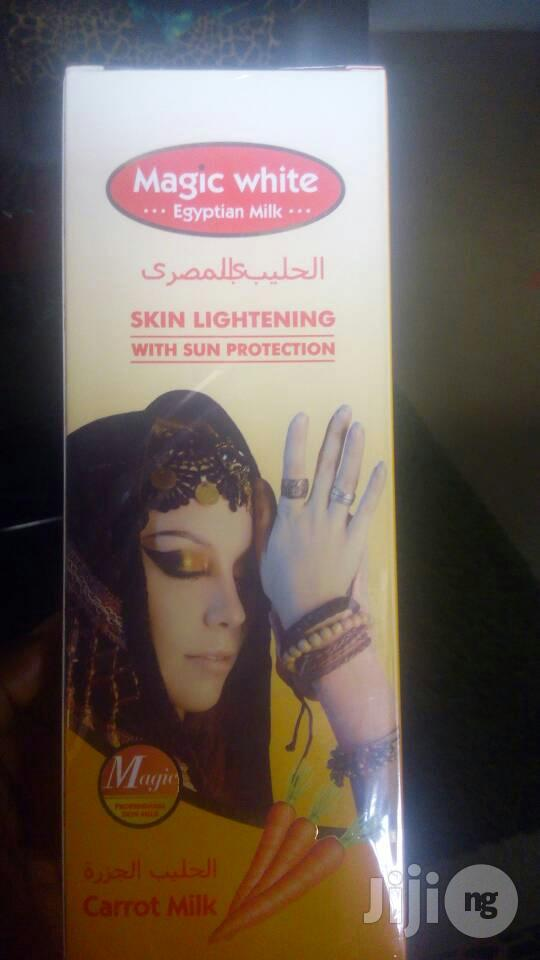 Magic White Egyptian Milk Lotion
