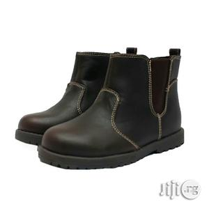 Brown Ankle Shoe for Boys | Children's Shoes for sale in Lagos State, Lagos Island (Eko)