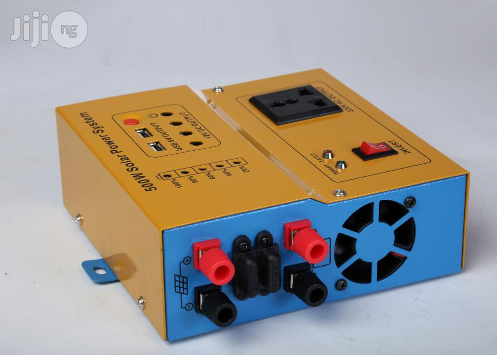 Quick OS 500W Offgrid Solar Inverter