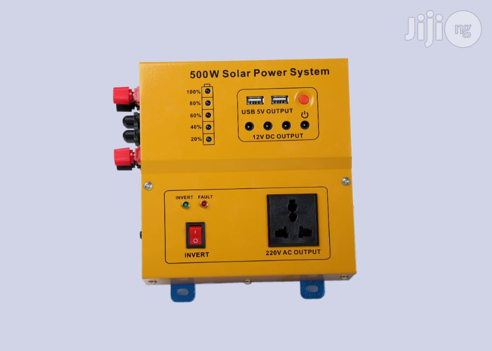 Quick OS 500W Offgrid Solar Inverter | Solar Energy for sale in Surulere, Lagos State, Nigeria
