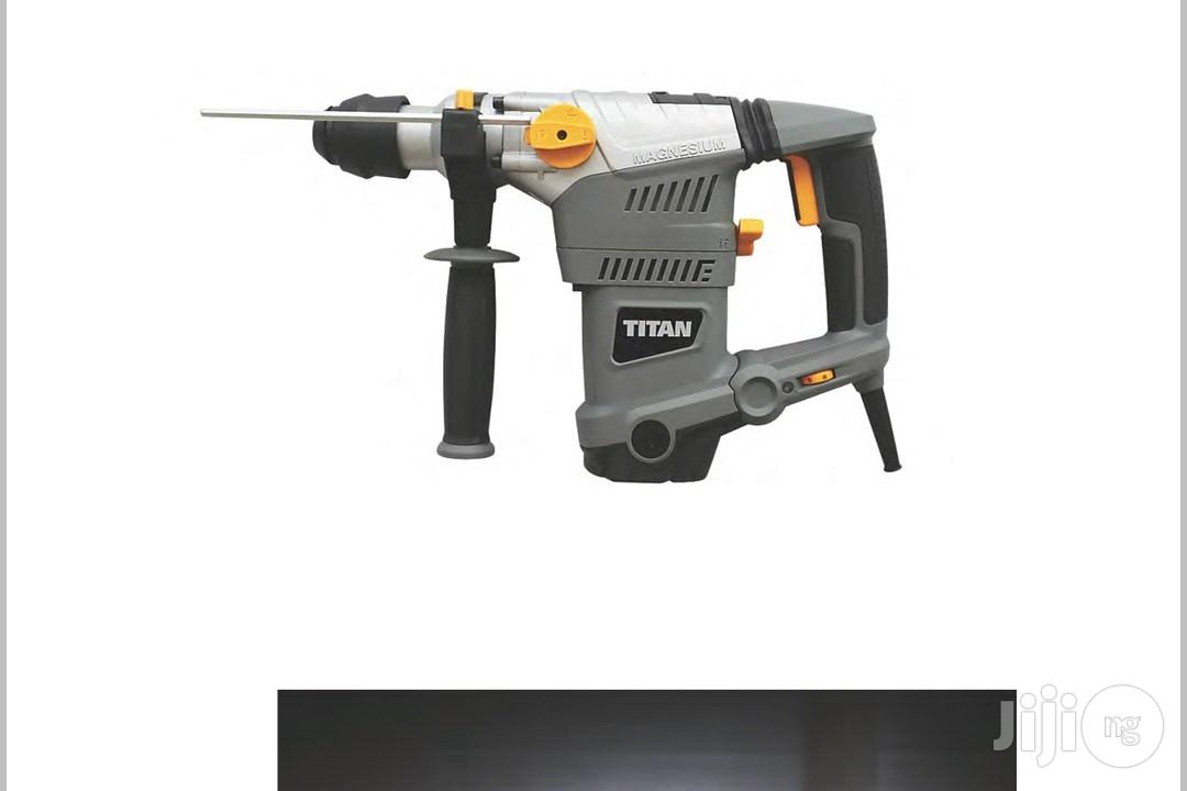 Archive: Uk Used Rotary Hammer Drill 1500w Heavy Duty