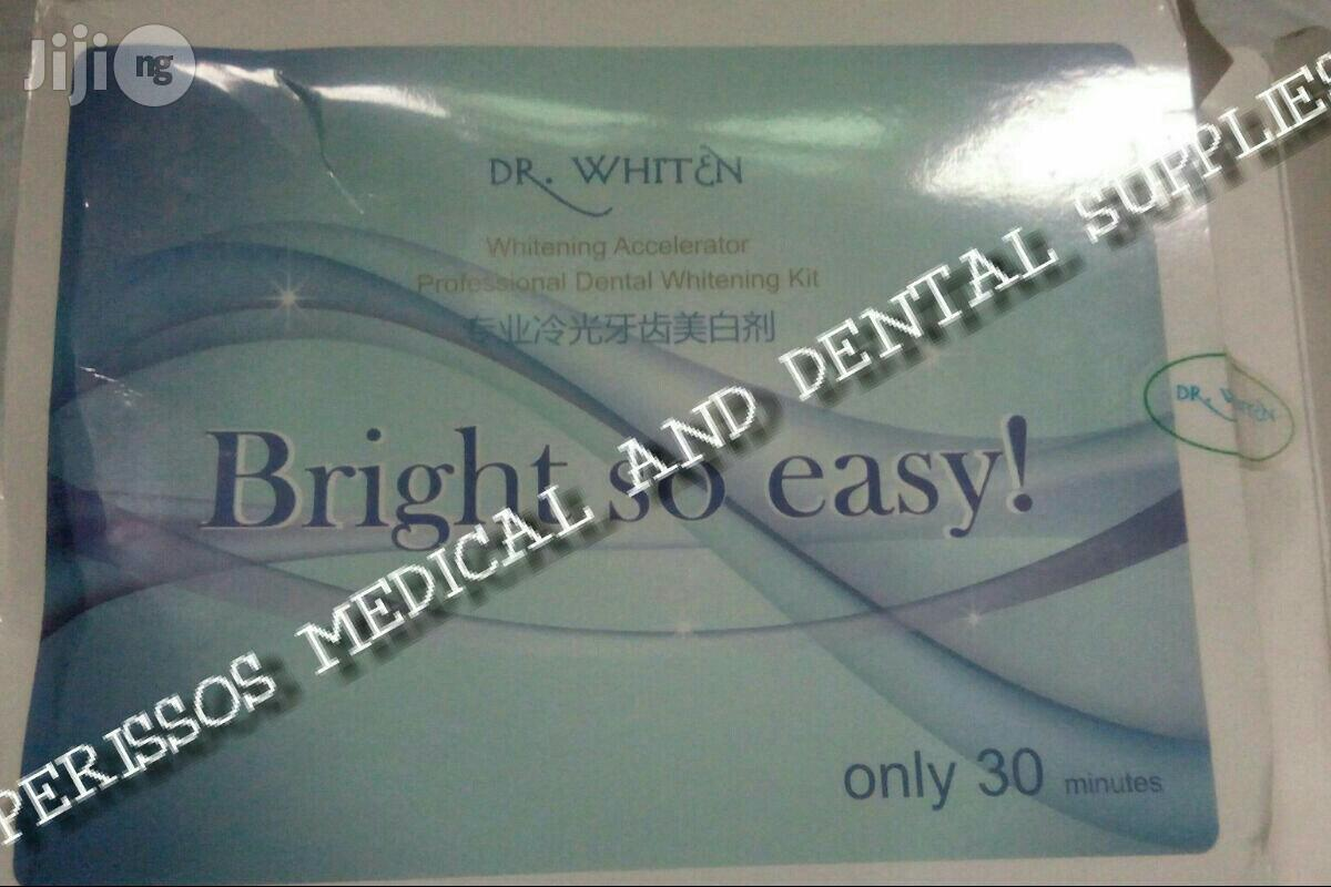 Archive: Dr Whiten Bright Teeth Whitening Gel for Professional Dental Use