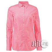 Hawes & Curtis Clearance Sale - Women'S Corporate Shirt - Pink | Clothing for sale in Lagos State