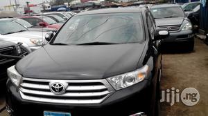 Toyota Highlander Limited 2012 Black | Cars for sale in Lagos State, Apapa