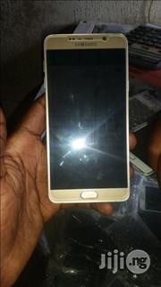Clean UK Used Samsung Galaxy Note 5 Gold 32 GB | Mobile Phones for sale in Lagos State, Ikeja