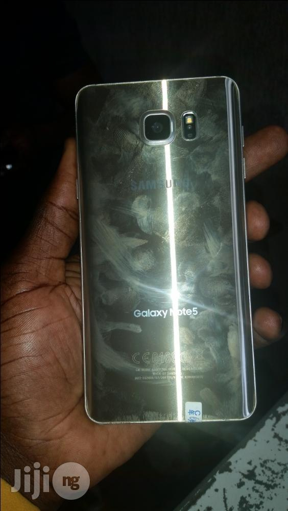 Samsung Galaxy Note 5 32 GB   Mobile Phones for sale in Ikeja, Lagos State, Nigeria