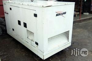 Mikano Sounds Proof Diesel Generator Set.   Electrical Equipment for sale in Rivers State, Port-Harcourt