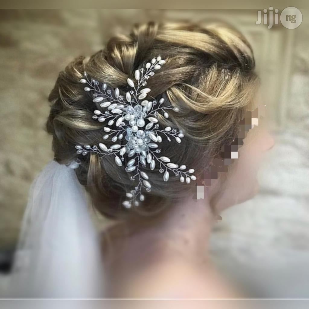 Archive: Bridal Hair Comb