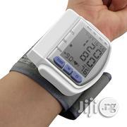 Digital Wrist Bp Blood Pressure Monitor Meter -Sphygmomanometer | Tools & Accessories for sale in Lagos State, Ikeja