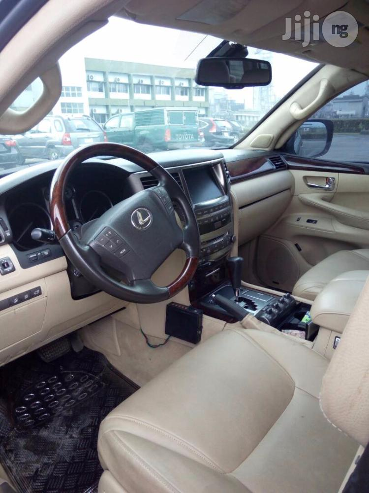 Bullet Proof Exotic Lexus SUV Car For Hire Or Lease   Automotive Services for sale in Port-Harcourt, Rivers State, Nigeria