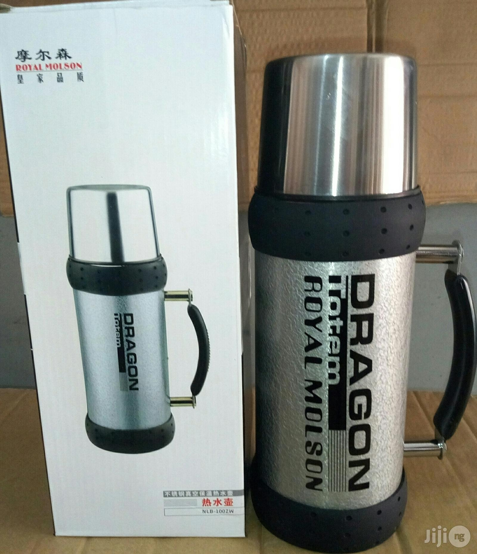 Archive: Dragon Water Flask 1L
