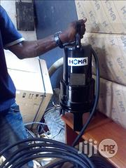 HOMA Submersible Sewage Grinder Pumps For Sale | Plumbing & Water Supply for sale in Lagos State, Victoria Island