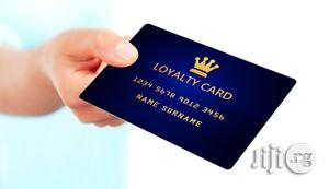 Production Of Loyalty Cards | Computer & IT Services for sale in Lagos State, Ikeja