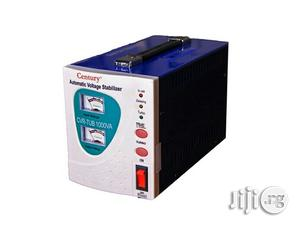 Century Automatic Voltage Stabilizer Cvr Tub 1000va | Electrical Equipment for sale in Lagos State, Agege