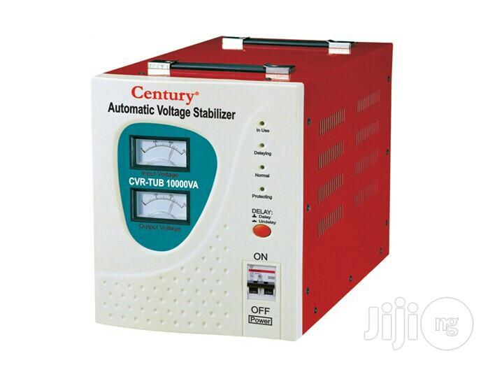 Century Automatic Voltage Stabilizer Cvr Tub 1000va