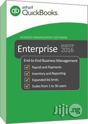 Quickbooks Enterprise Accounting + Advance Inventory Software 2016 | Software for sale in Lagos State
