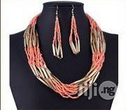 Ethnic Hand Woven Resin Beads Jewelry Set | Jewelry for sale in Lagos State, Amuwo-Odofin