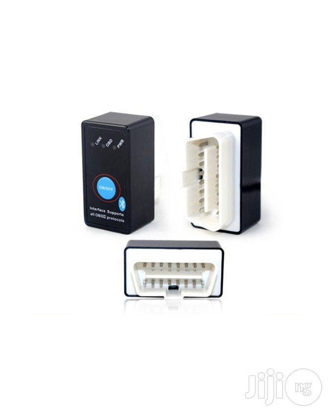 ELM 327 OBD II Bluetooth Car Diagnostic Scanner