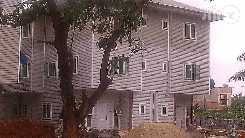 4 Bedroom Terrace Duplex With BQ   Houses & Apartments For Sale for sale in Yaba, Lagos State, Nigeria