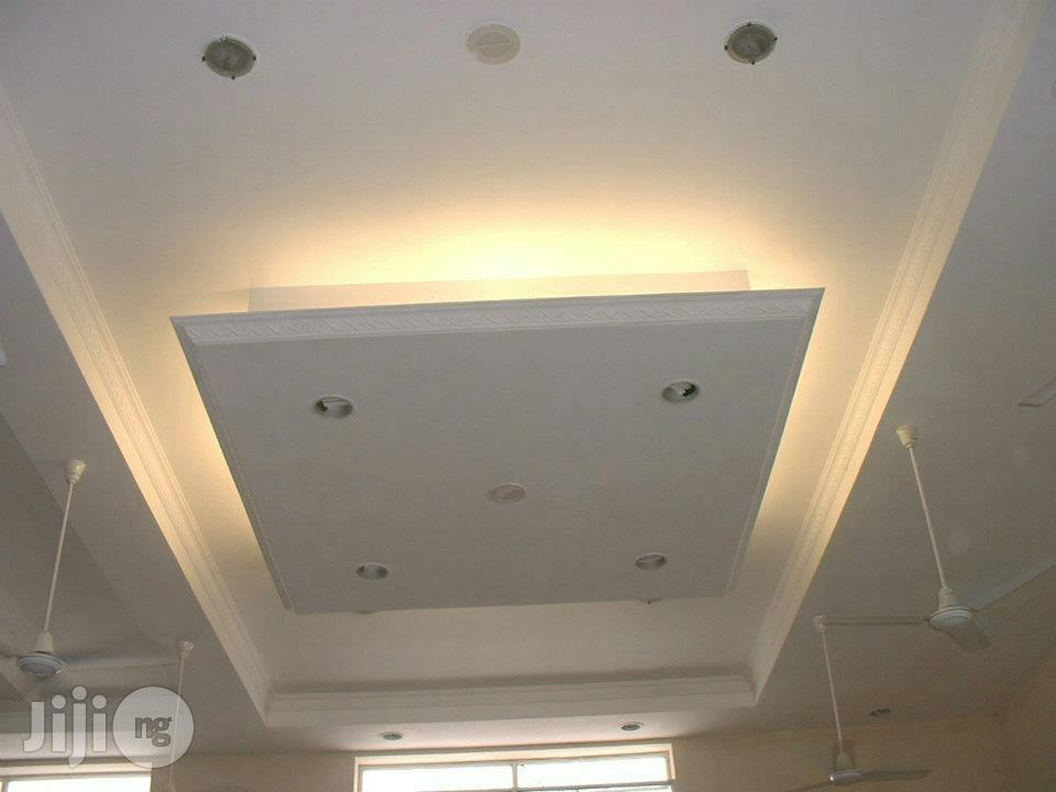 Ceiling Boards With Pop Design | Building & Trades Services for sale in Alimosho, Lagos State, Nigeria