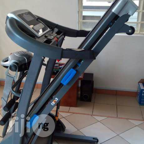 2.5hp Treadmill With Free 2kg Dumbbell