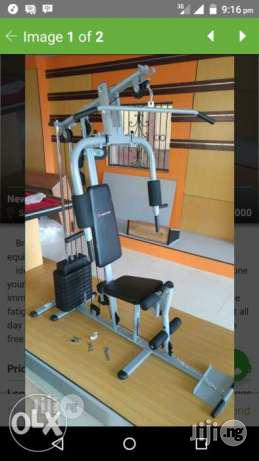 American Fitness One Station Gym Equipment (Port Harcourt)