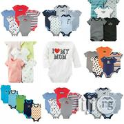 5 Pieces Bodysuit Sets.   Children's Clothing for sale in Lagos State, Alimosho