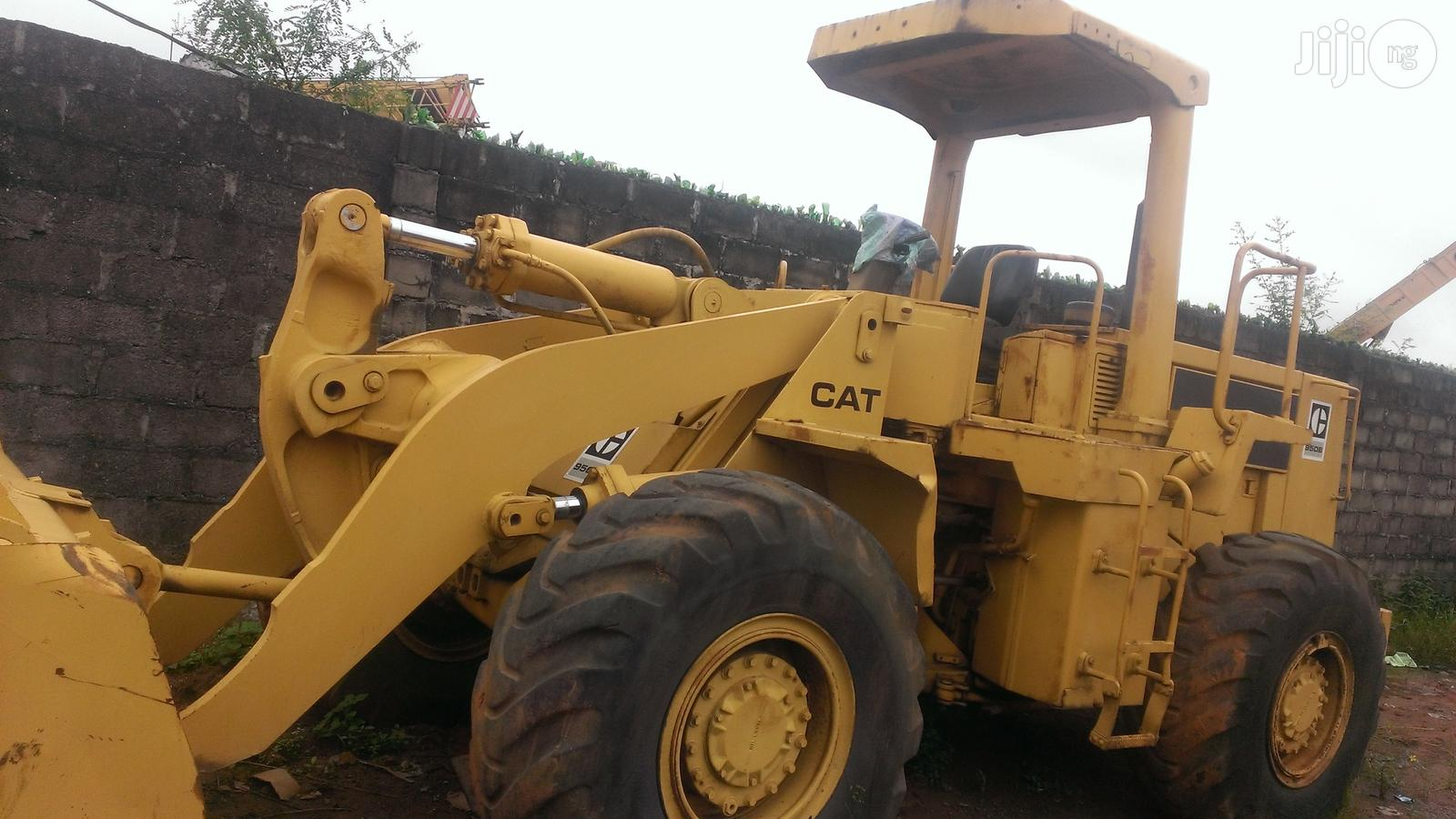 Tokunbo 950B Payloader Caterpillar 2004 | Heavy Equipment for sale in Apapa, Lagos State, Nigeria